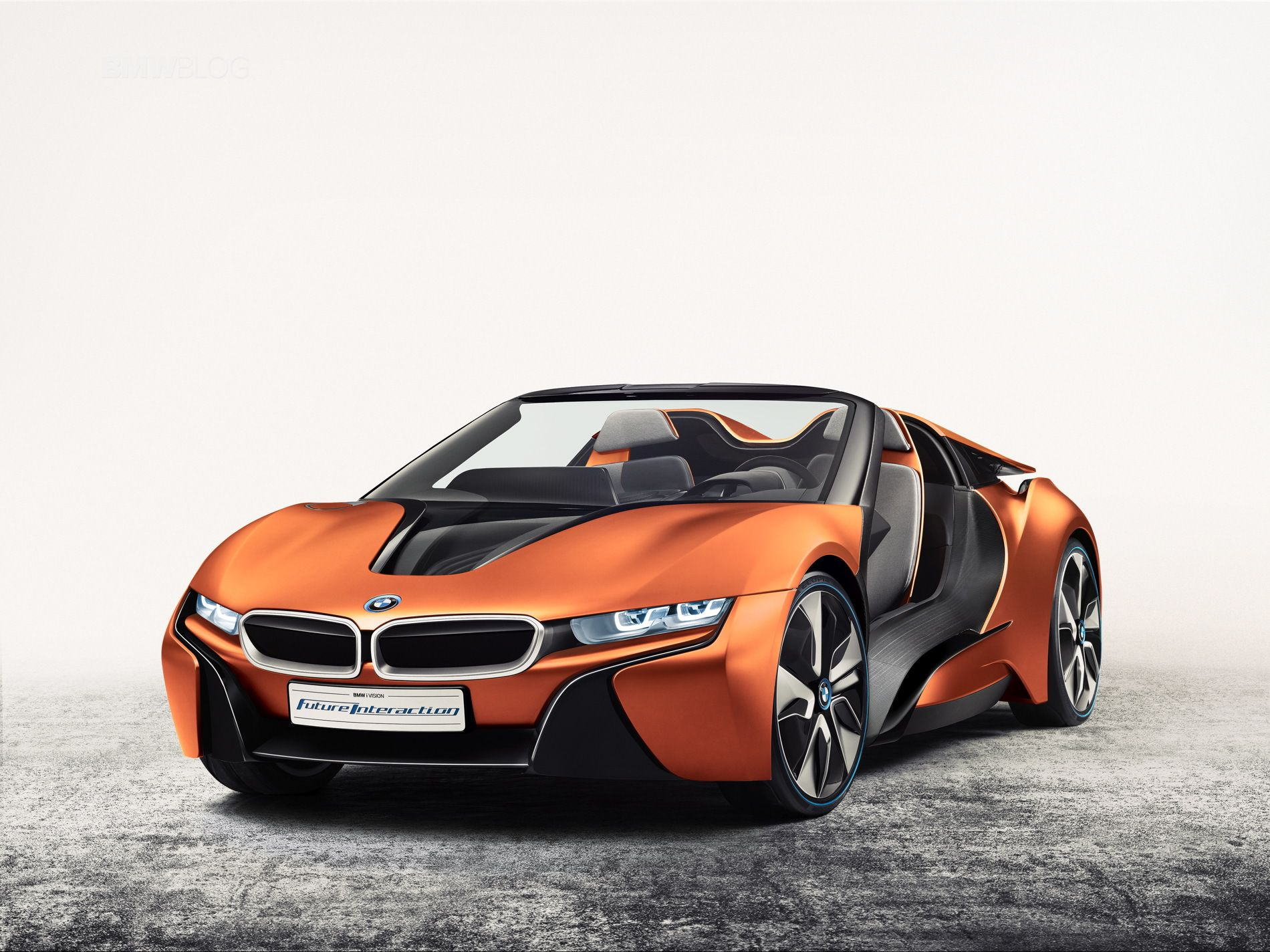 Bmw i vision future interaction wins special prize at auto test sieger 2016 awards