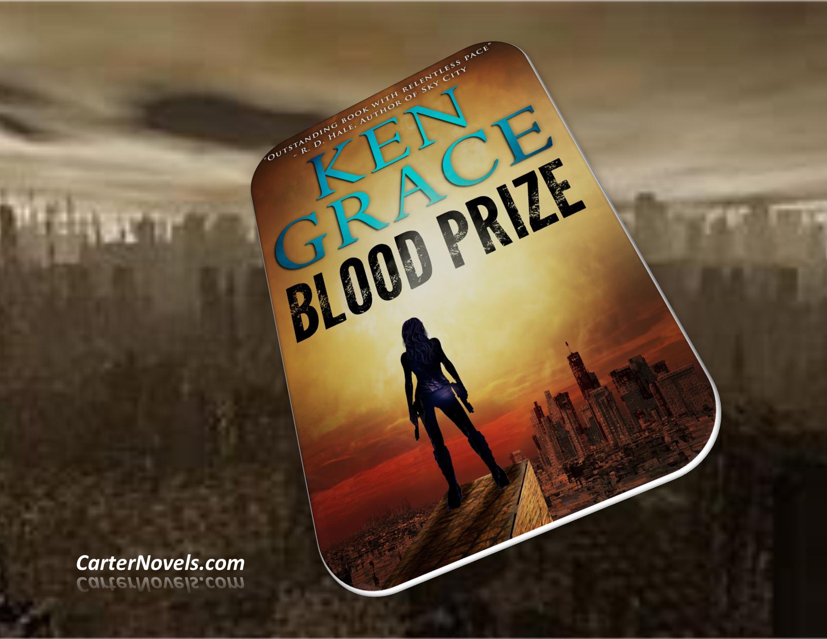 BLOOD PRIZE #Books #IARTG #Kindle #Amazon #ReadIndie #indieauthors
