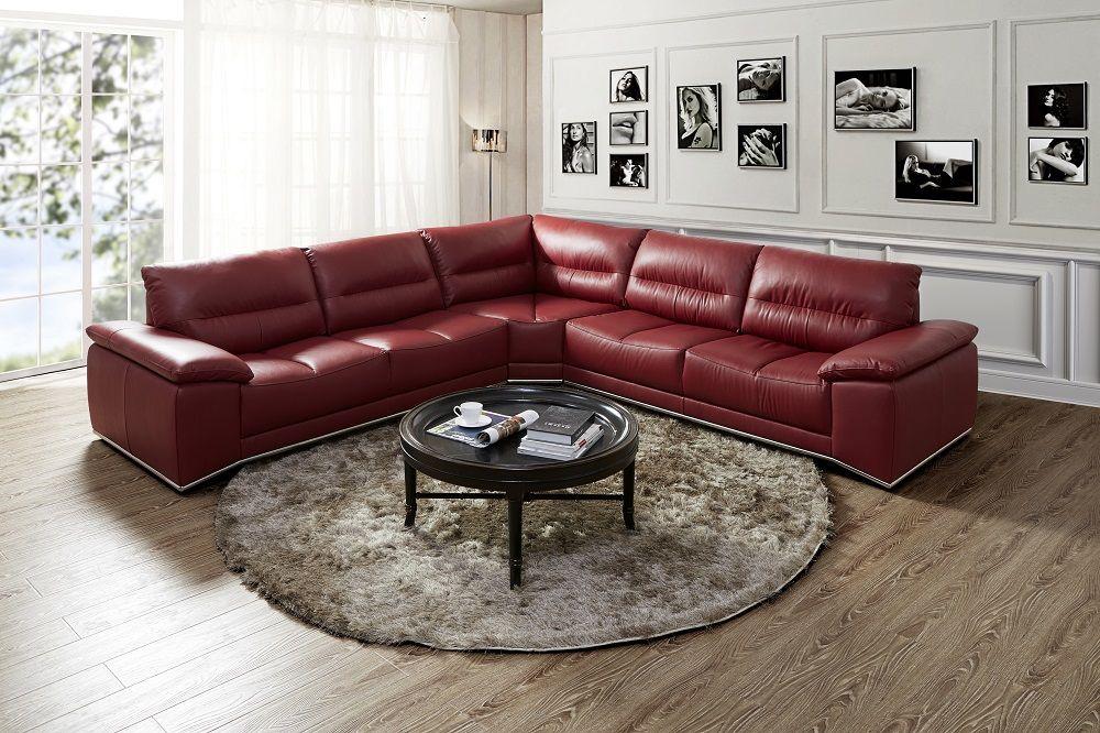 J M Furniture J M Futon Modern Furniture Wholesale New York Ny New Jersey Nj Premium Corner Sectional Sofa Leather Sectional Leather Sectional Sofas