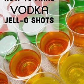 The Perfect Vodka Jell-O Shot Recipe (Plus 65+ Flavor Combos)