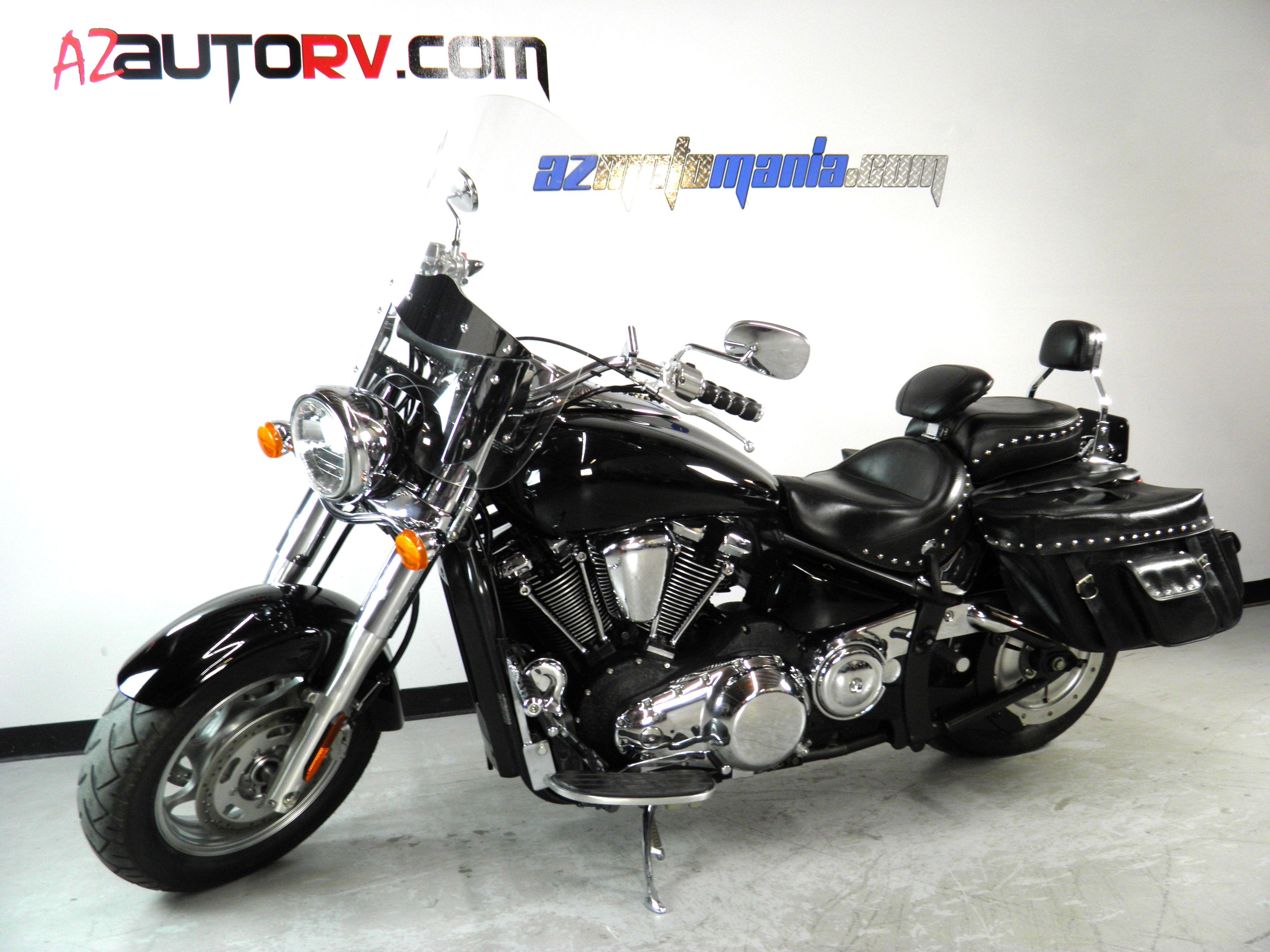 2006 Kawasaki Vn2000 Vulcan 2000 Classic Motocycles For