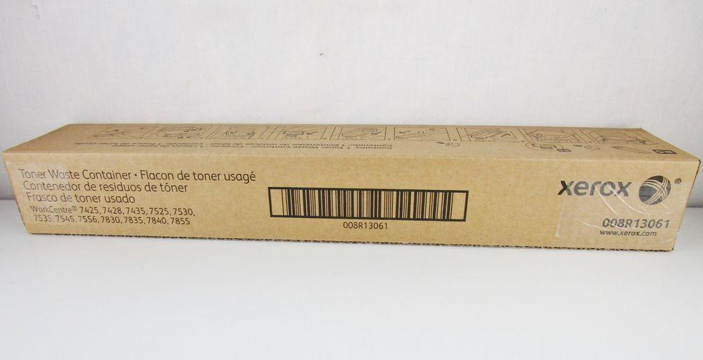 008r13061 Xerox Workcentre 7425 7525 7835 7530 Waste Toner