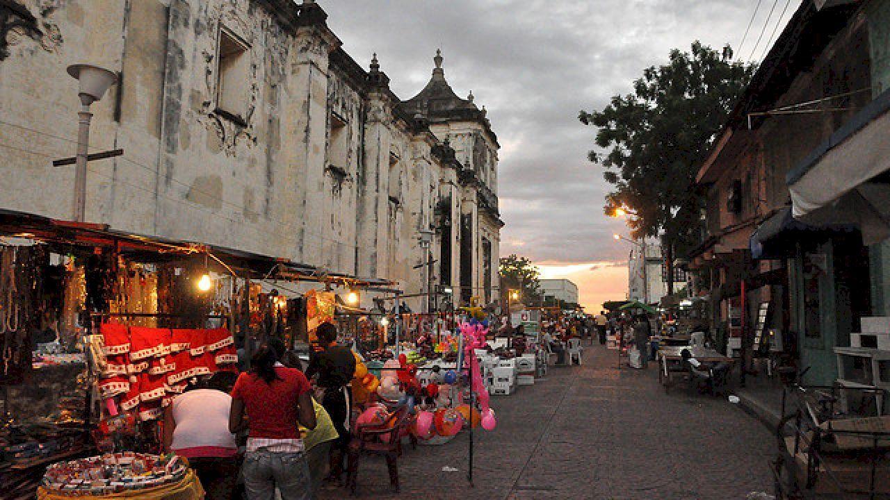 أين تقع نيكاراغوا Street View Scenes Street