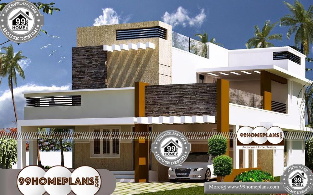 House Design With Price 2 Story 2900 Sqft Home House Design With Price Double Storied Cute 4 House Construction Plan House Design Small House Construction