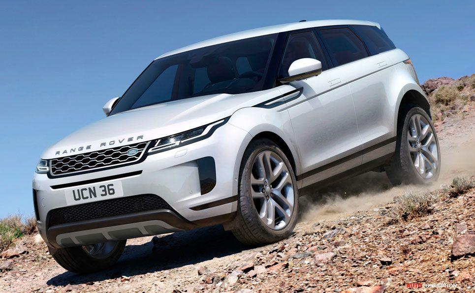 2020 Range Rover Evoque レンジローバー, ランドローバー, イヴォーク