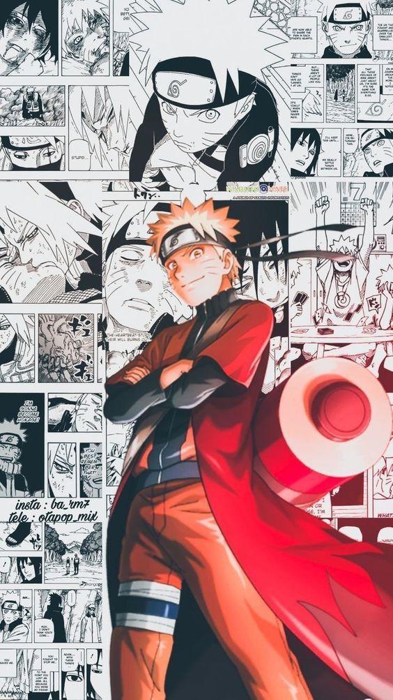 Desenhando Minato Namikaze (Naruto) Drawing Real Time