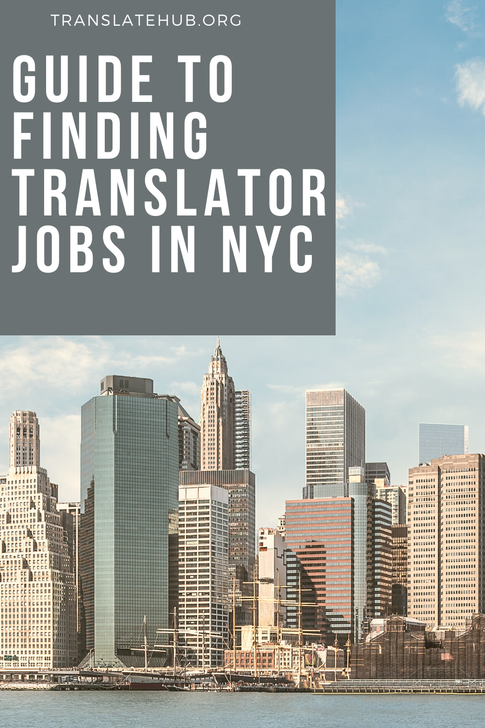 Guide To Finding Translator Jobs In Nyc Translator Jobs Nyc Nyc Doe Translation Jobs Wfh Job Translation Freelancing Jobs