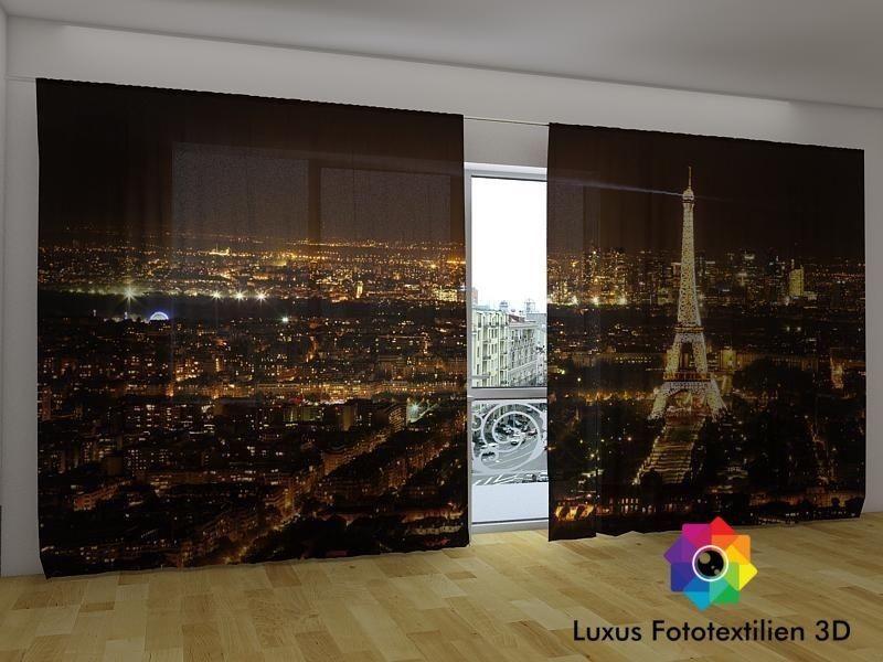 Vorhang Fotodruck fotogardine vorhang gardine in luxus fotodruck 3d maßanfertigung