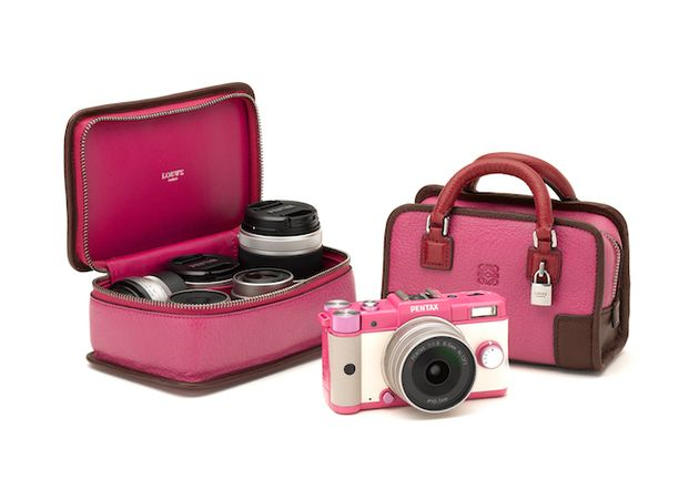 PINK! For the travel obsessed