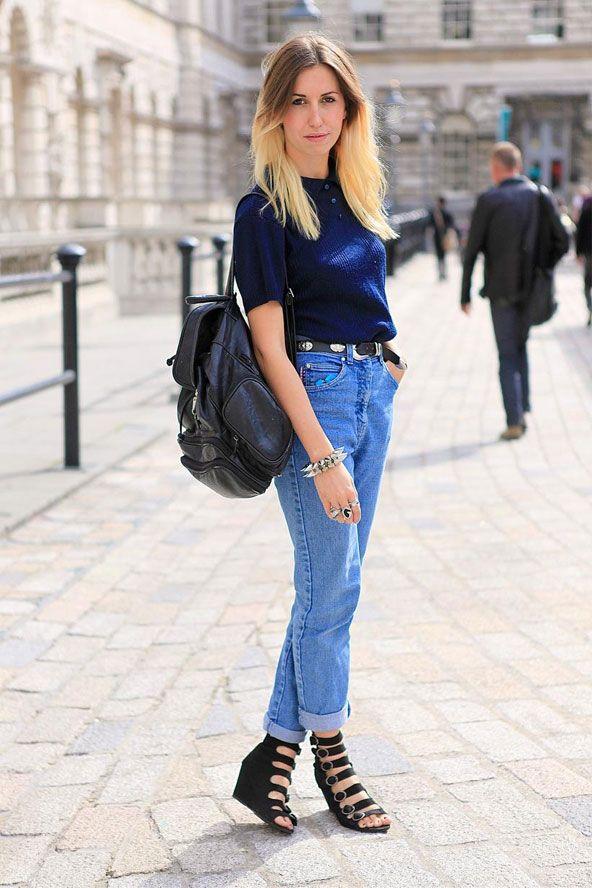 British Street Fashion London Street Style Photoblog Fashion Trends Uk