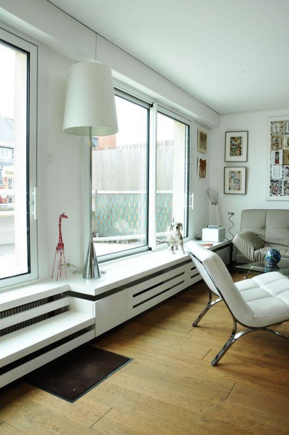 Nos astuces pour camoufler vos radiateurs groupe diogo fernandes - Cache radiateur maison ...