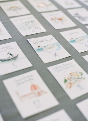 Stationery Wedding Inspiration - Style Me Pretty