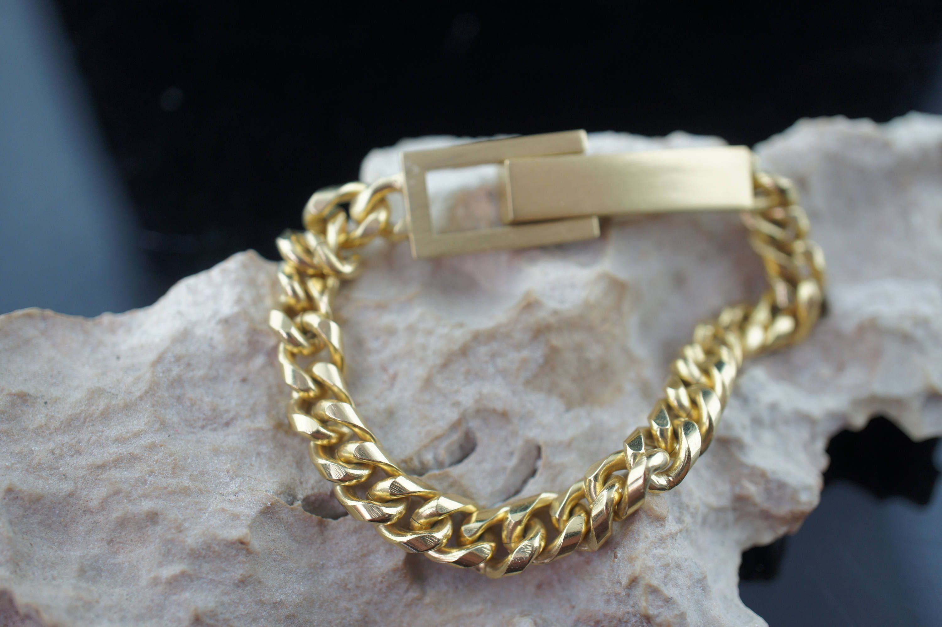 barbosa plated jewelry bar bracelet wide gold quartz l cuff sb hammered natural