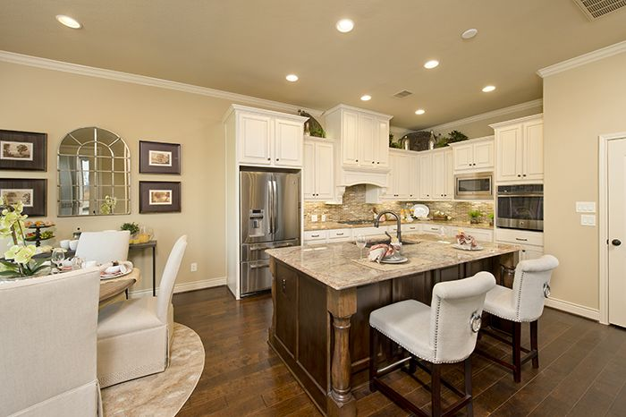 Perryhomes Kitchen Design Townhome Design 2255