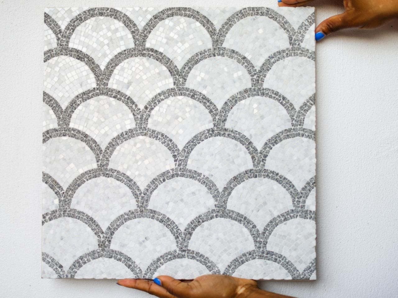 10 Stylish Tile Options For Your Fireplace Surround