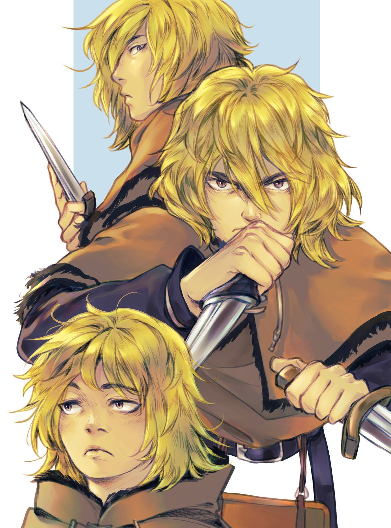 Vinland Saga anime finally airs today! (So hyped to see
