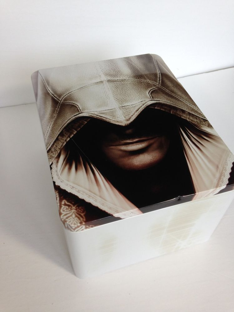 Assassin S Creed Ii Empty Tin Box Only No Game No Figure Empty