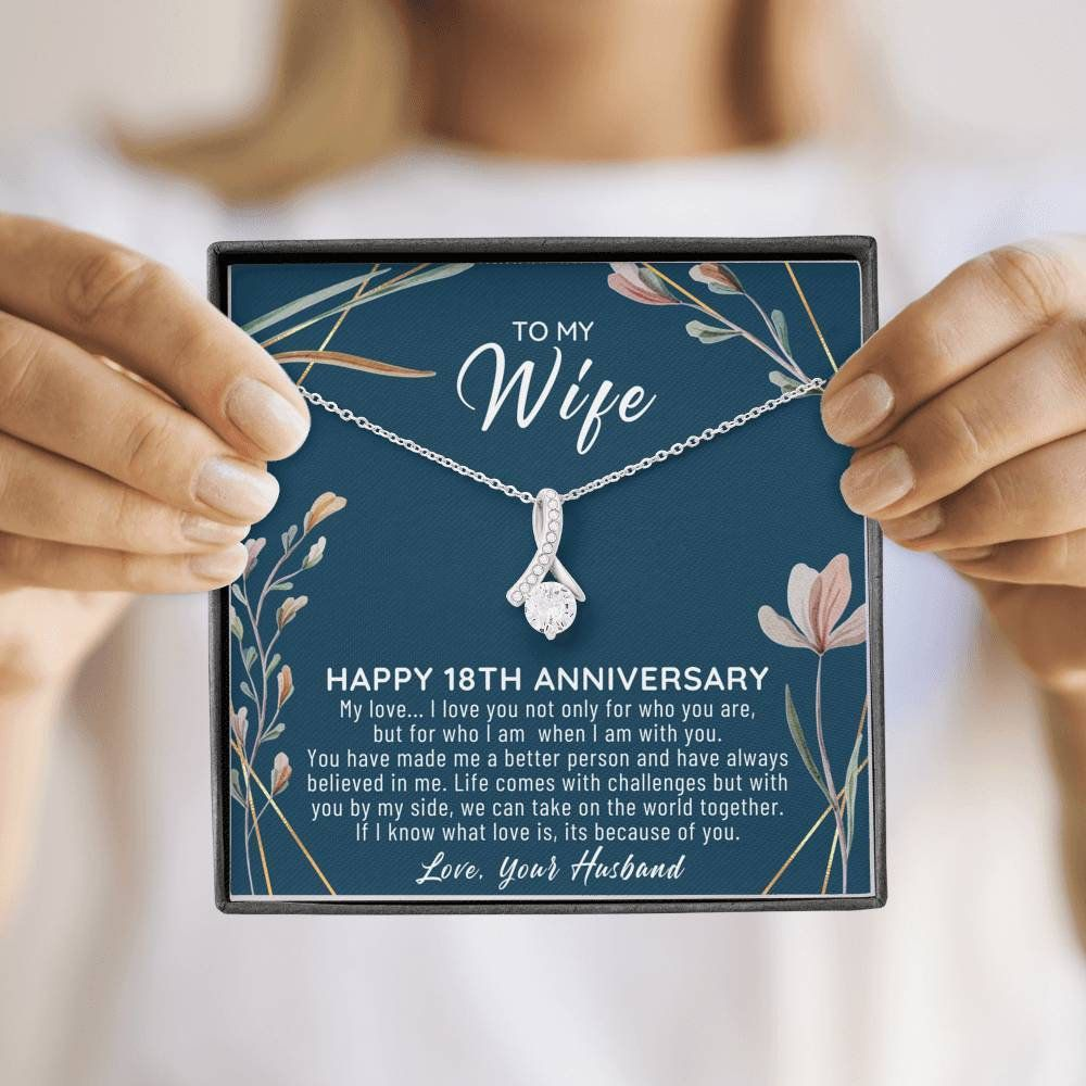 18 Year Anniversary Gift For Wife 18 Year Anniversary Gifts Etsy Wedding Anniversary Gifts One Year Anniversary Gifts 50 Wedding Anniversary Gifts