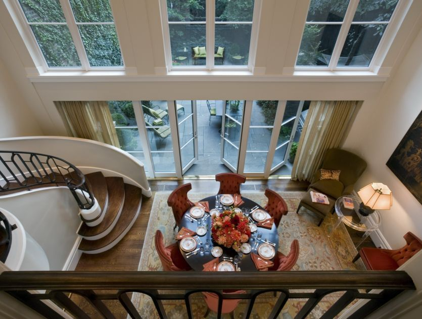 Stern New Home Interior Design Robert A M Stern Townhouse In