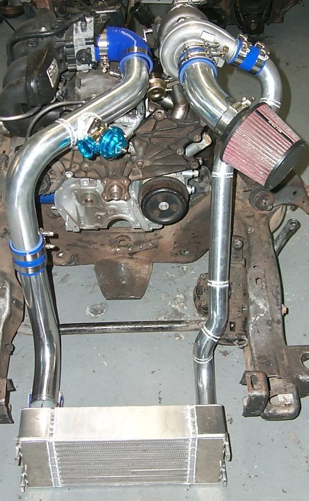 DTS Products/General Motors/2 2L Trucks/Stage 2 Turbo Kit