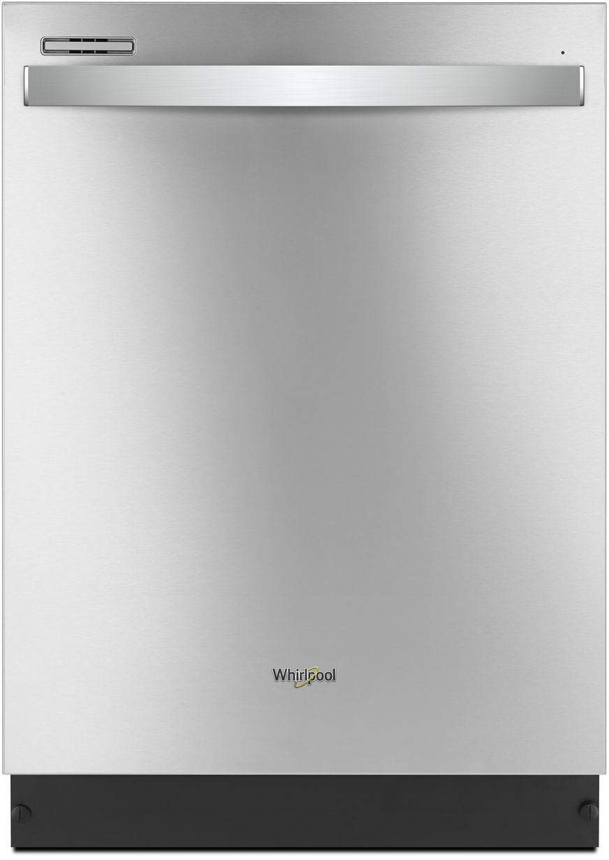 Whirlpool Wdt710pahz 24 Inch Fully Integrated Built In Dishwasher With 13 Place Setting Capacity 5 Wash Cycles Silence Rating Of 51 Dba Sensor Cycle Hi Temp Built In Dishwasher Integrated Dishwasher Cleaning Dishes