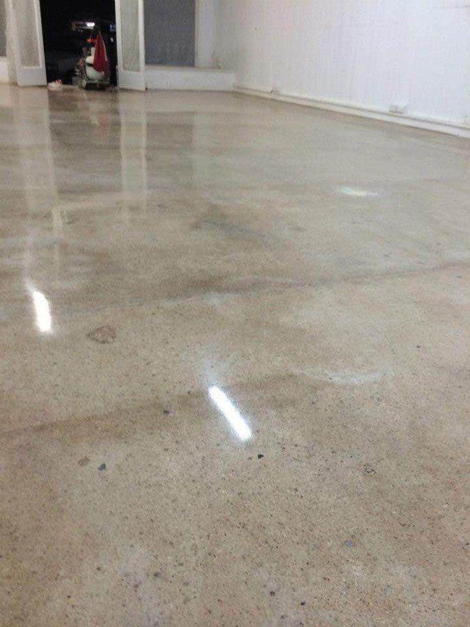 Slab Polished Concrete Flooring