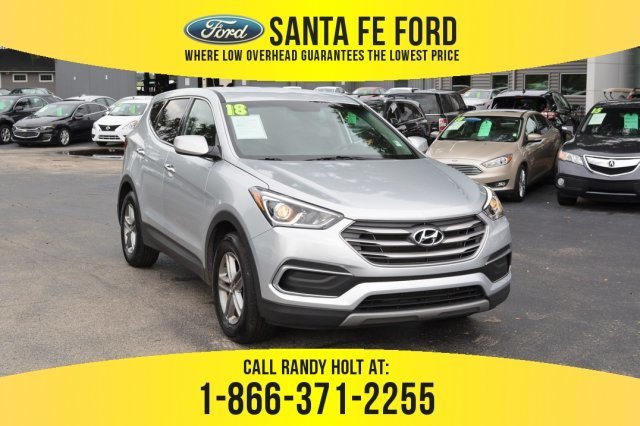 Used 2018 Hyundai Santa Fe Sport 2 4l Awd Suv For Sale Gainesville Fl 39754p Hyundai Santa Fe Sport Santa Fe Sport Hyundai Santa Fe