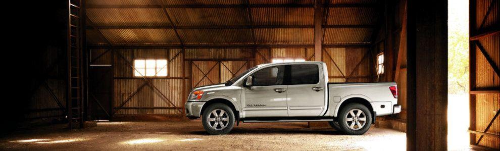 2014 Nissan Titan Vaden Nissan of Hinesville New