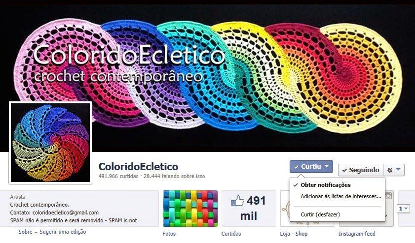 ColoridoEcletico: crochet