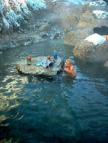 Utah Adventuring Fifth Water Hot Spring Utah Travel Utah