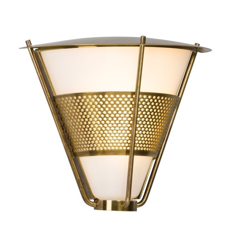 Troy Lighting Bl4911 Rexford 1 Light 9 5 Wide Led Outdoor Wall Sconce With Opal Historic