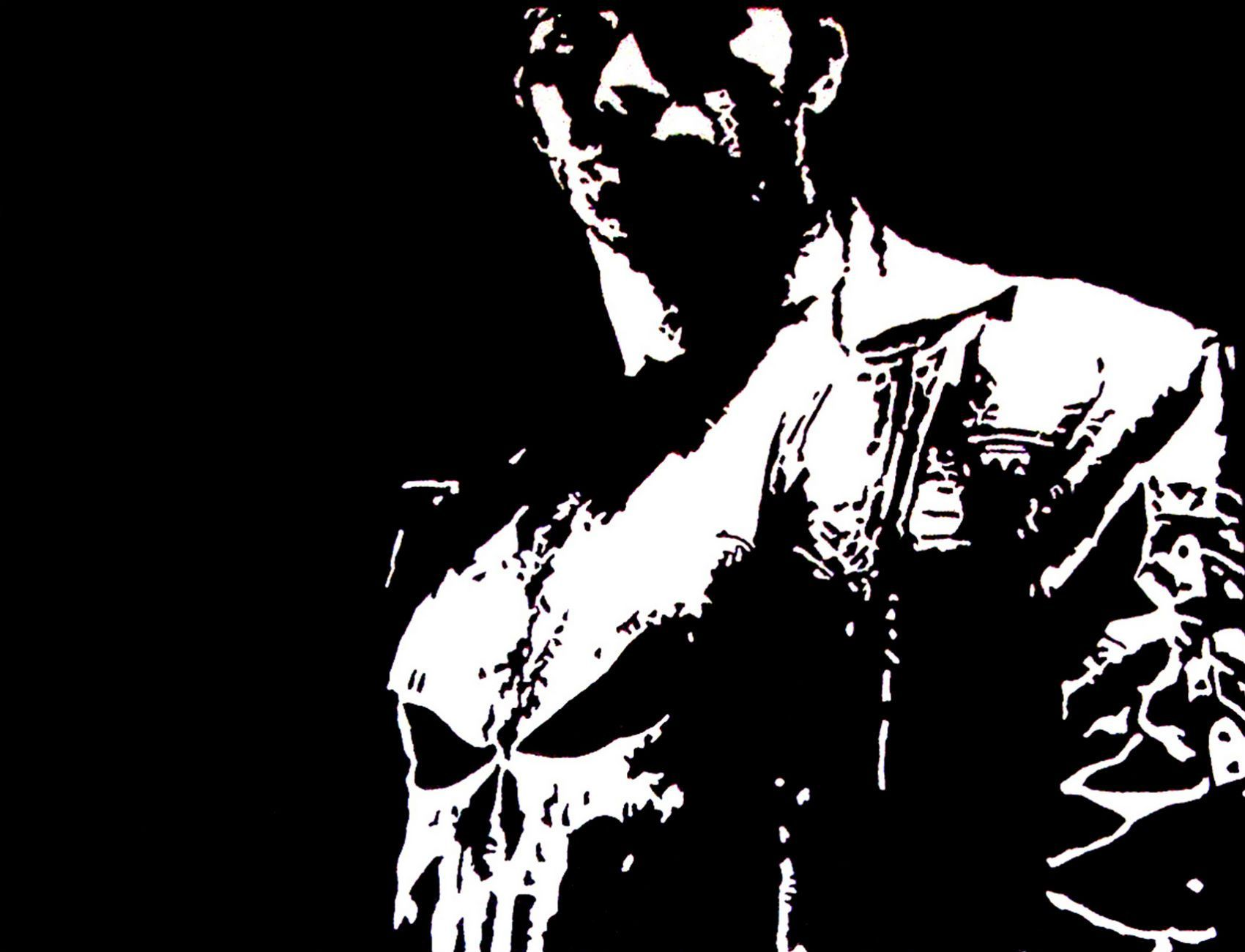 punisher screensaver