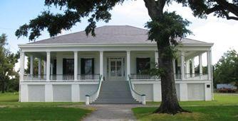 Beauvior, the last home of Jefferson Davis
