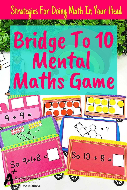 hight resolution of 410 Mental Math Activities ideas   math activities