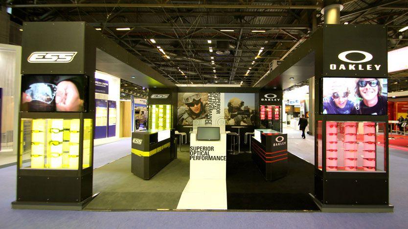 Exhibition Stand Builders Bristol : Dual brand exhibition stand bristol southwest cotswolds