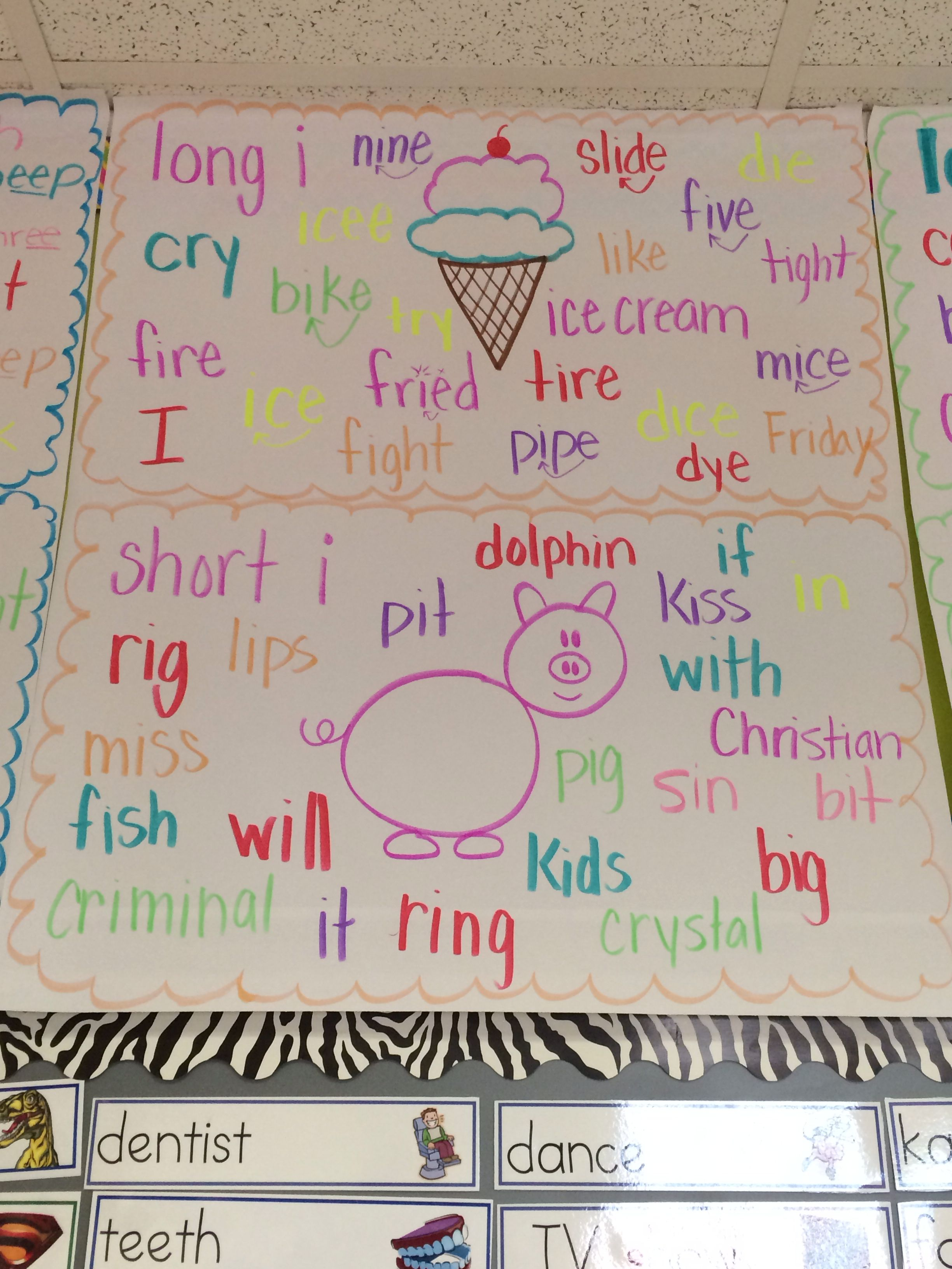 how to teach long vowels and short vowels