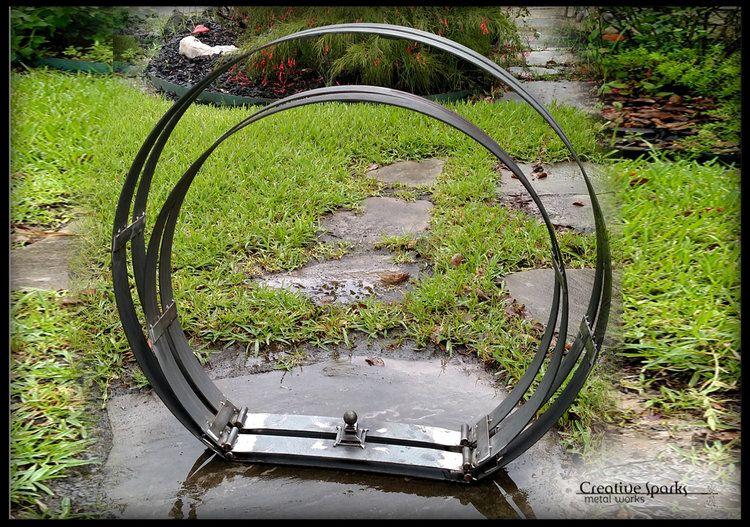 Steel Garden Orb