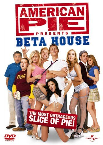 From 1 00 American Pie Presents Beta House American Pie 6 Dvd