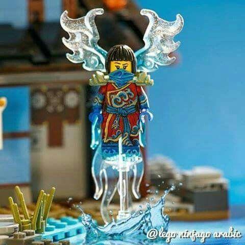 Nya ( season 7 ) | Lego ninjago | Pinterest