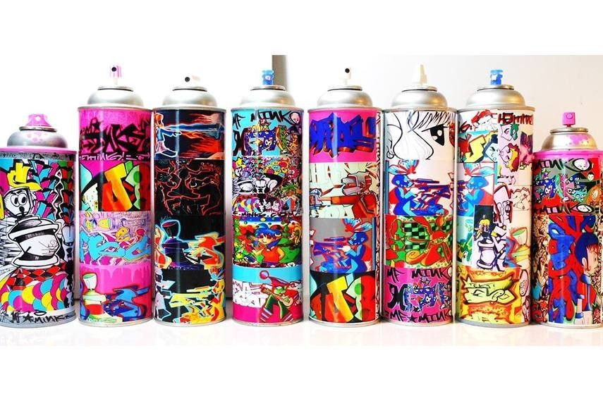 Create Your Own Tag Spray Can Art Graffiti Graffiti Art