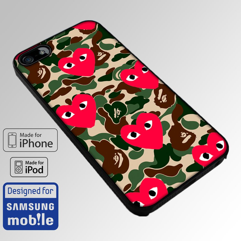 bathing ape iphone 7 case