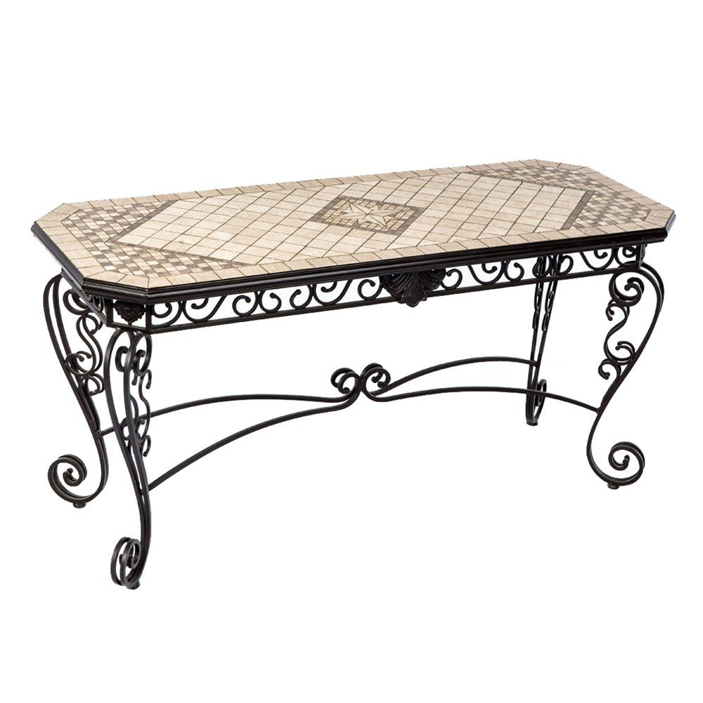 Alfresco Home Outdoor Sideboard Console Table httparghartscom
