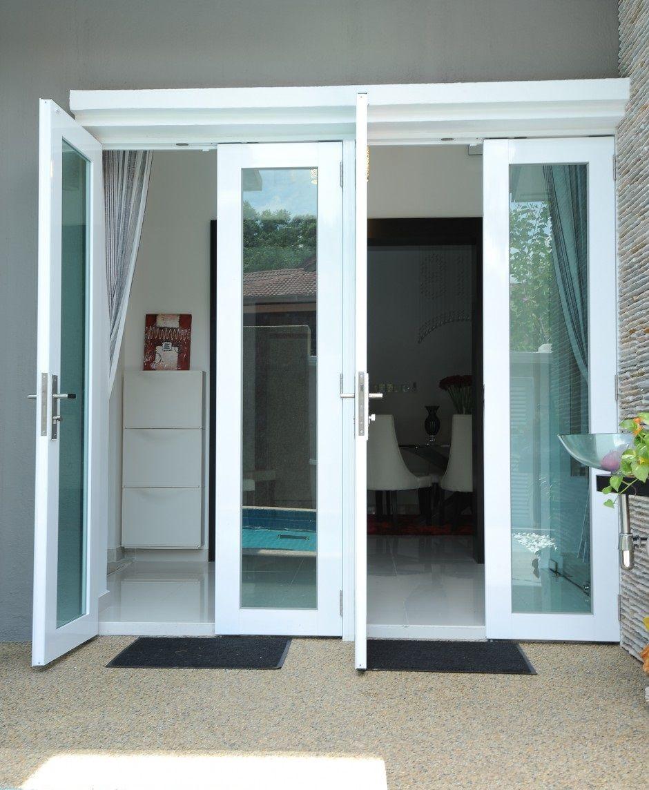Aluminum Door Design Photo