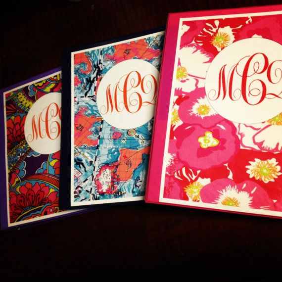 The 25+ Best Monogram Binder Covers Ideas On Pinterest