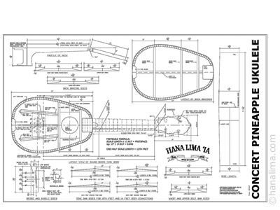 Image result for concert ukulele schematic | COOL TOOLS & TOYS ...
