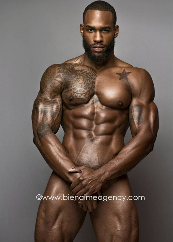 zeus Gay black bodybuilder