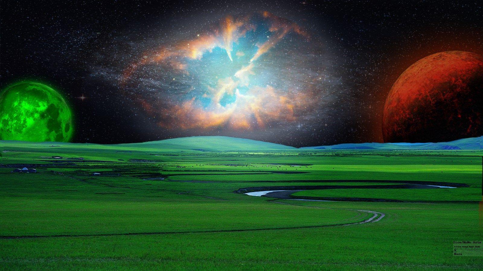 1600x900 Awesome Sci Fi