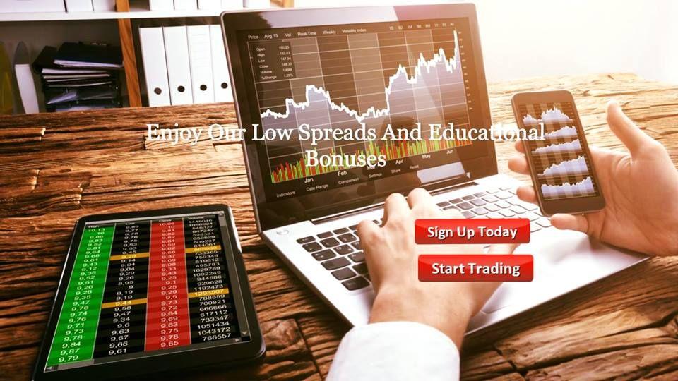 Trading Broker Investing Assets Platform Mt5 Spreads