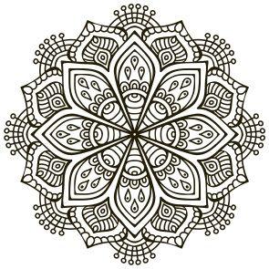 Mandala Kunst Mandalas Zum Ausmalen Mandala Design