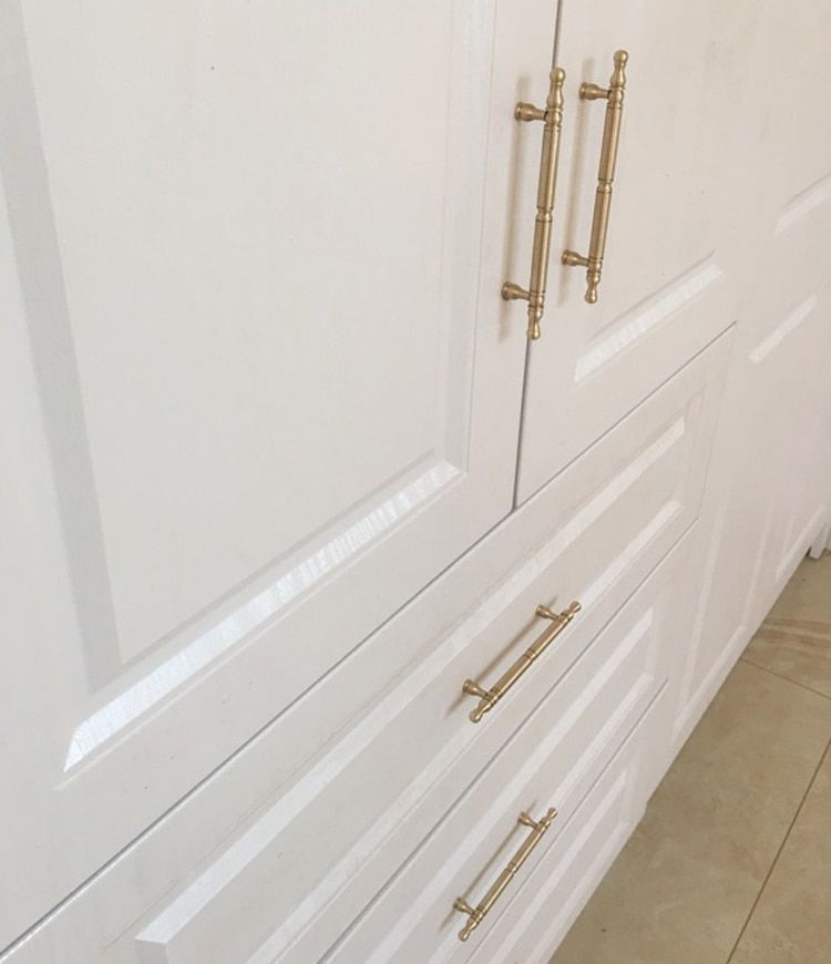 Pin On Home Decor, Antique Gold Kitchen Cabinet Handles